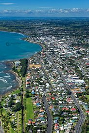 New Plymouth looking north