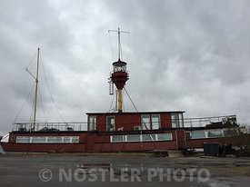 Lightvessel No. X