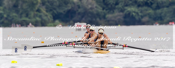Taken during the NZSSRC - Maadi Cup 2017, Lake Karapiro, Cambridge, New Zealand; ©  Rob Bristow; Frame 1079 - Taken on: Friday - 31/03/2017-  at 12:49.49