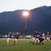 Football: Tri-Valley at Garden Valley 10/10/14 photos