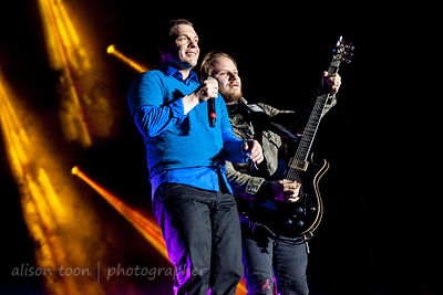 Brent Smith and Zach Myers, Shinedown