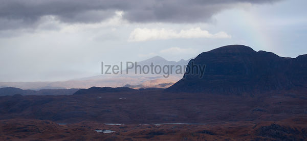 Suliven and Quinag - Landscape Photography