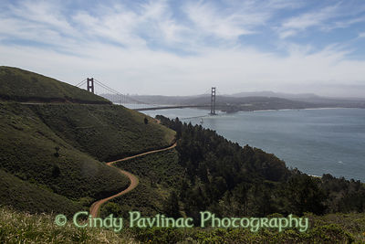 Trail to Golden Gate