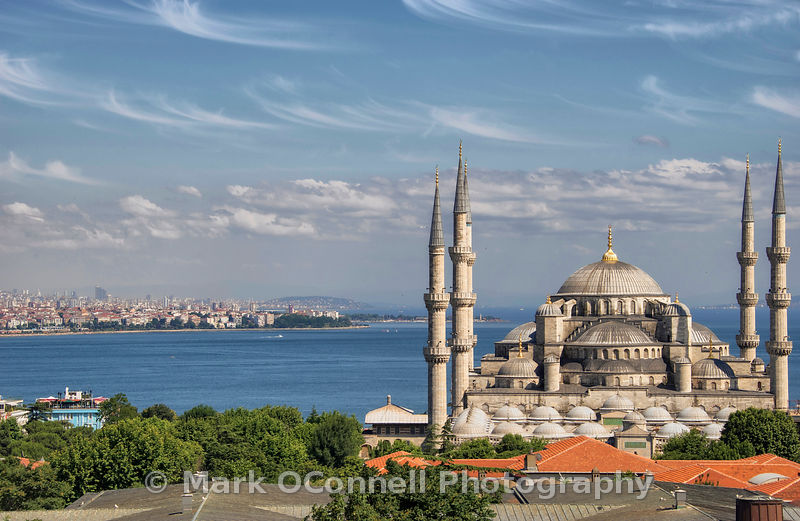 The Blue Mosque Istanbul 2