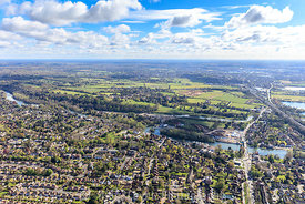 Aerial Photography Taken In and Around Maidenhead, UK