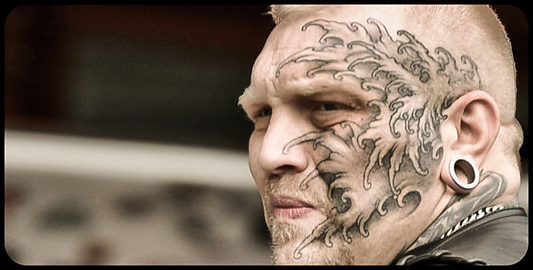 Portrait London Tattoo Conventionleu Familytattoo Convention