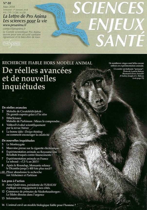 Sciences Enjeux Santé (France) - March 2018 photos