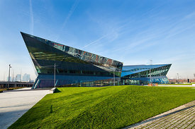 Siemens Urban Sustainability Centre - The Crystal