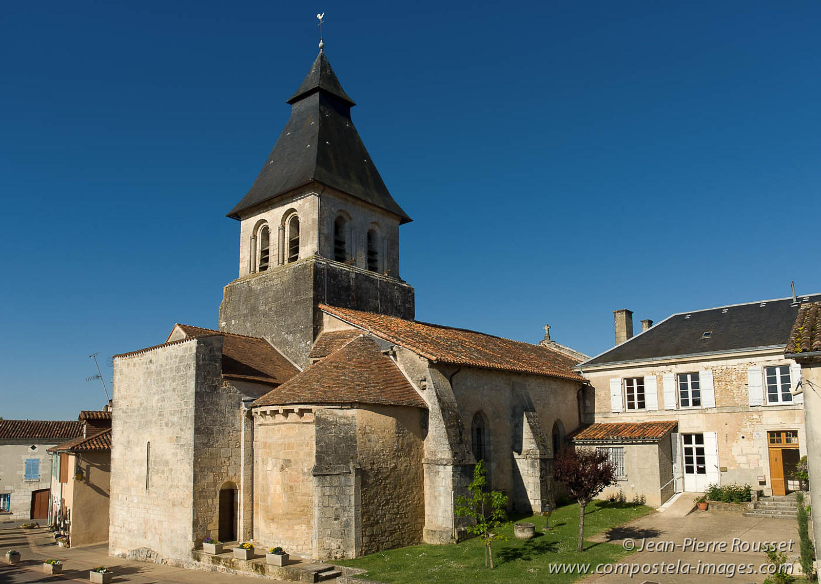 Church of Sorges