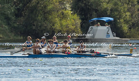 Taken during the World Masters Games - Rowing, Lake Karapiro, Cambridge, New Zealand; ©  Rob Bristow; Frame 4244 - Taken on: Monday - 24/04/2017-  at 15:25.28