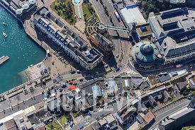 Aerial Photography Taken In and Around Torquay-Fleetwalk Shopping
