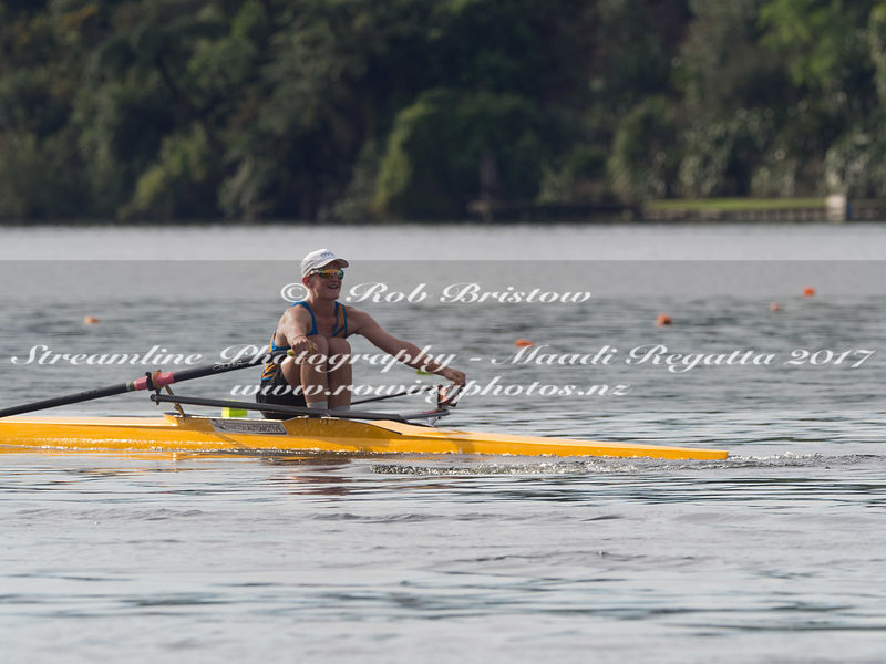 Taken during the NZSSRC - Maadi Cup 2017, Lake Karapiro, Cambridge, New Zealand; ©  Rob Bristow; Frame 2920 - Taken on: Saturday - 01/04/2017-  at 16:50.07