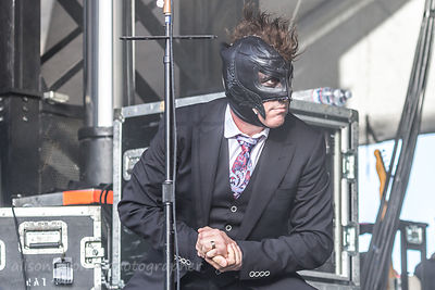 Maynard James Keenan, vocals, Puscifer