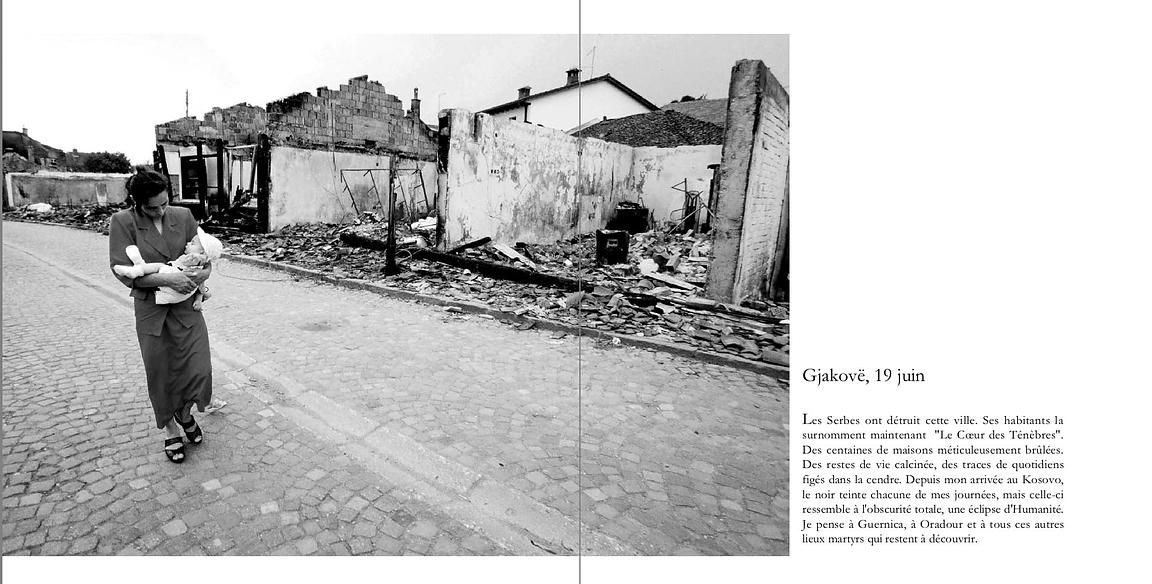 Page of my book Kosovo 1990-1999