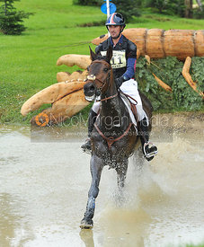 Francois Lemiere and  OGUSTIN DU TERROIR - CCI***U25 - EquiTrek Bramham International Horse Trials 2016