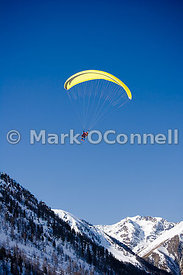 Parapenting French Alps
