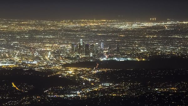Bird's Eye: An Urban Galaxy, Los Angeles