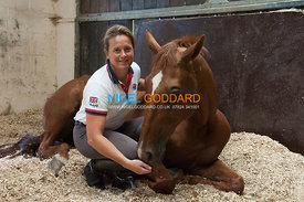 Pippa Funnell (GBR)  & Redesigned