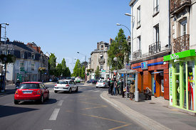 quartier rond point de rennes