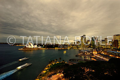 Sydney Cove and Circular Quay