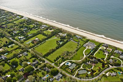 The Hamptons aerials