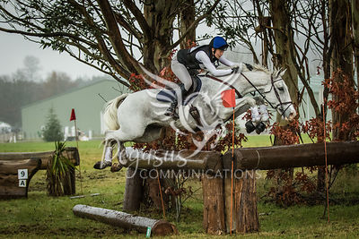 Taupo 3DE 2018 2&3* XC photos