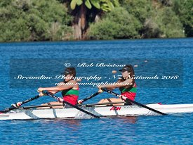 Taken during the National Championships 2018, Lake Karapiro, Cambridge, New Zealand; ©  Rob Bristow; Frame 0782 - Taken on: Thursday - 15/02/2018-  at 08:45.33