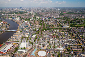 Aerial Photography Taken In and Around Wandsworth, London