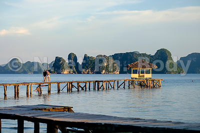 PAYSAGE, BAIE DE HA LONG//HA LONG BAY, LANSCAPE