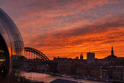 Geordie Sunset