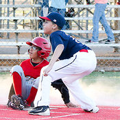 04-05-17 BB LL Maj Southern Braves v Reds photos