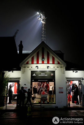 Brentford v Fulham - Sky Bet Football League Championship