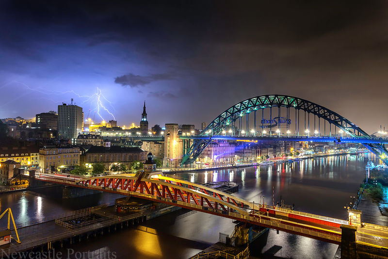 Newcastle Lightning (1)