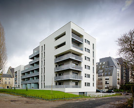 Logements collectifs à Caen