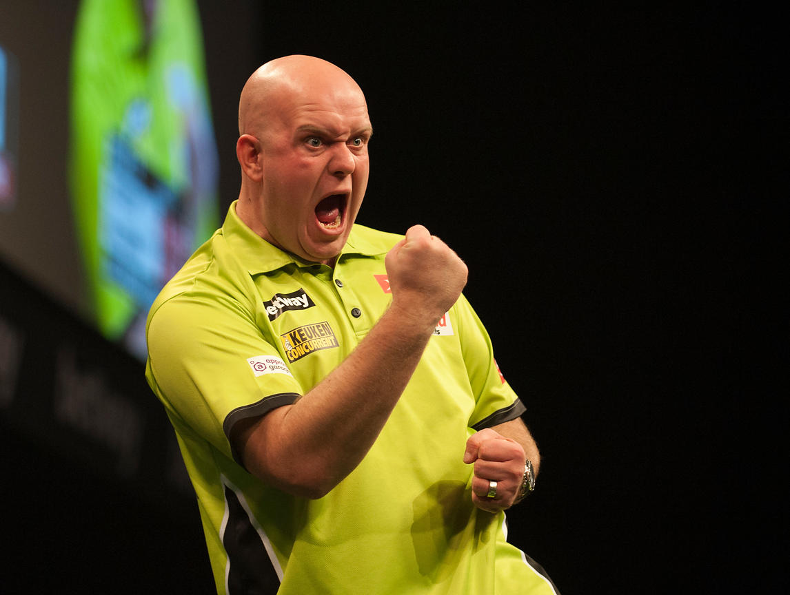 2016 Betway PDC Premier League Darts Night 10 Apr 7th