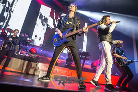 Duran Duran Bournemouth International Centre 09.12.15