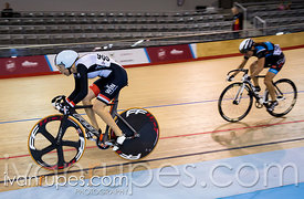 Master F Sprint Final. 2015 Canadian Track Championships, October 8, 2015