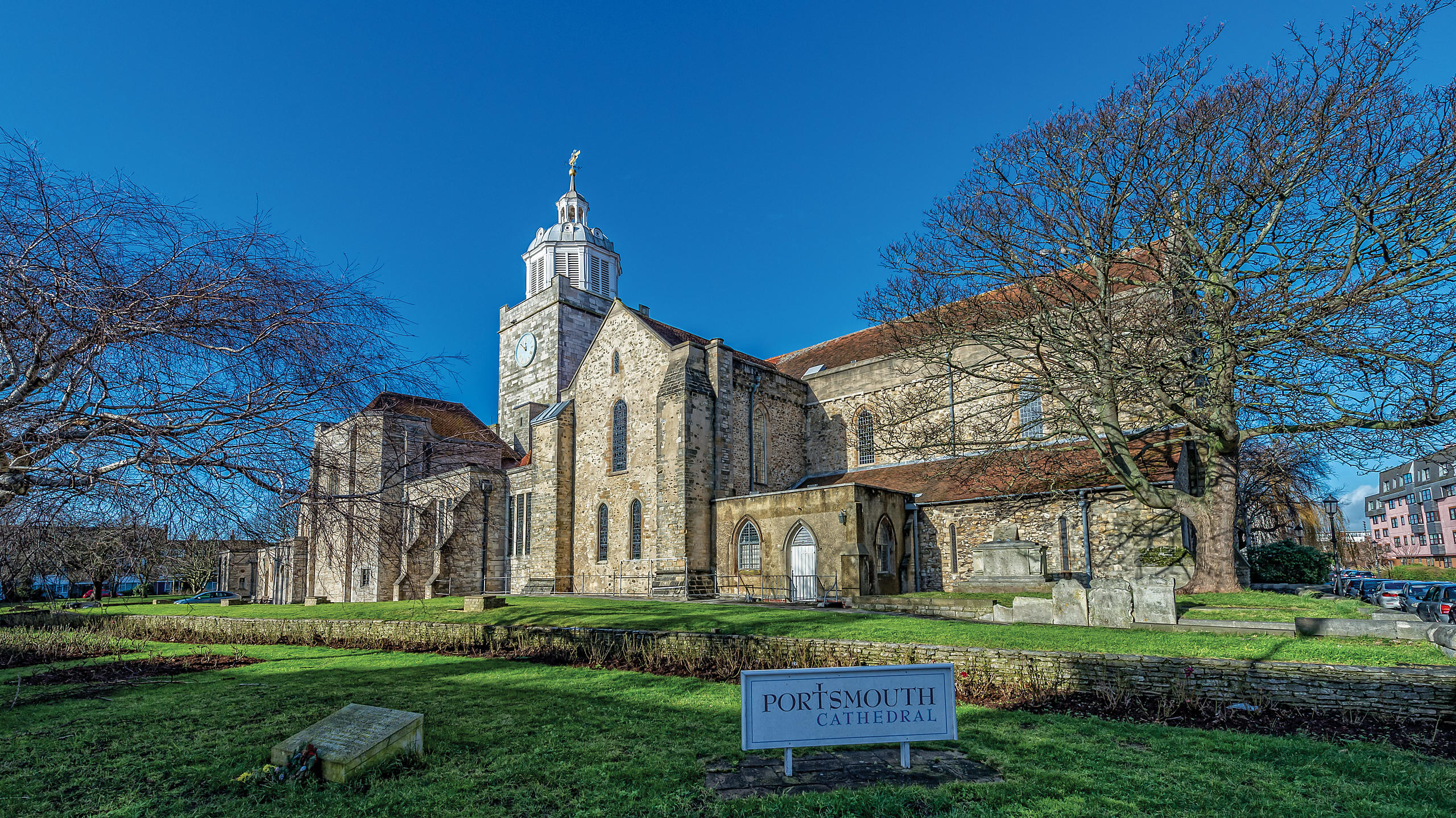 Portsmouth Anglican Cathedral