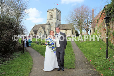 Di and Steve.  14th April 2018. photos