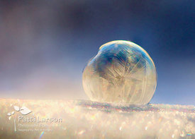 Frozen Bubble – Painterly