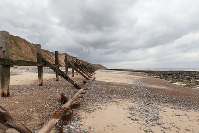 West Runton beach