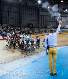 Men Elimination Race. Milton International Challenge, Mattamy National Cycling Centre, Milton, On, September 29, 2016