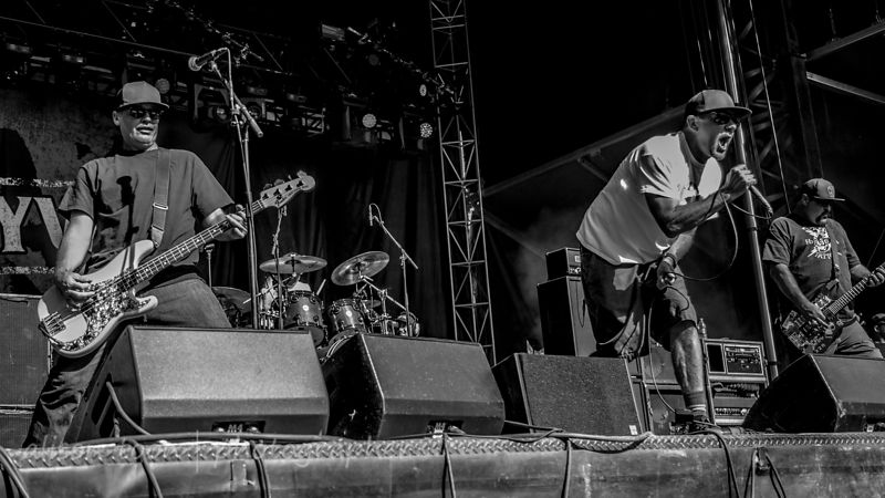 Pennywise, Aftershock 2014