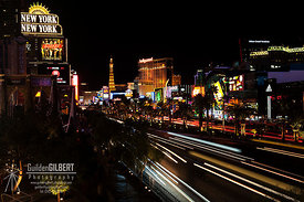 Lighting up the Strip