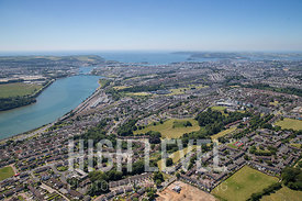 Aerial Photography Taken In and Around Weymouth, UK