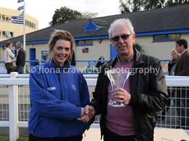 11th October 2013 Standard Open NH Flat with winner Champagne At Tara