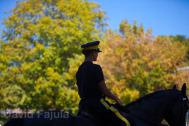 Royal Canadian Mounted Police (Gendarmerie Royale du Canada) practice