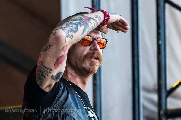 Eagles of Death Metal at Louder Than Life 2017 photos