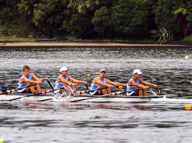 Taken during the National Championships 2018, Lake Karapiro, Cambridge, New Zealand; ©  Rob Bristow; Frame 0023 - Taken on: Tuesday - 13/02/2018-  at 07:56.09