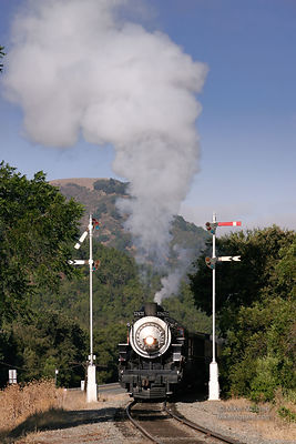 SP #2472 at Niles Canyon